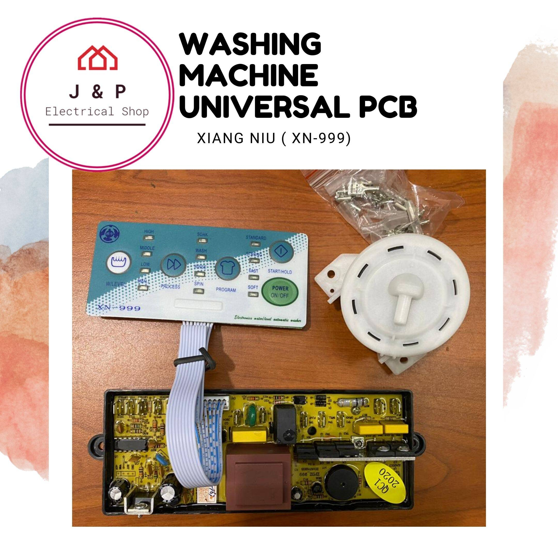 XIANG NIU Washing Machine Universal PCB (XN-999) [ READY STOCK]1357386584-1597911794866-0