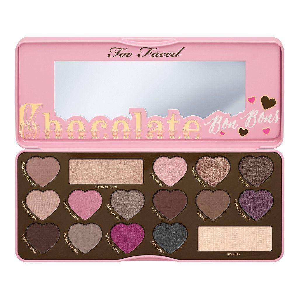 FREE GIFTTOO FACED Chocolate Bon Bons Eyeshadow Palette