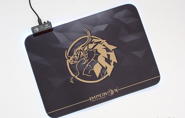 Imperion Sot Mat RGB Small Atmosphere A1 Mouse Pad