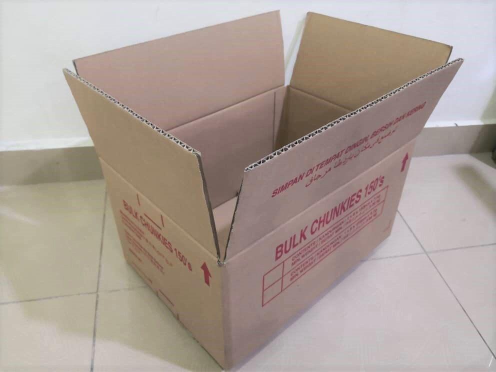 10pcs Printed Carton Boxes (L398 X W279 X H208mm)