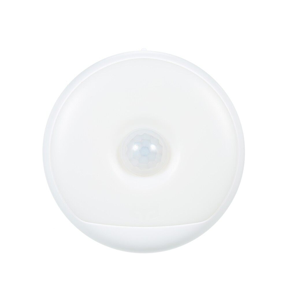 Lighting - DC5V 6LED PIR Motion Sensor Night Lamp USB Powered Operated Human Bod - WHITE