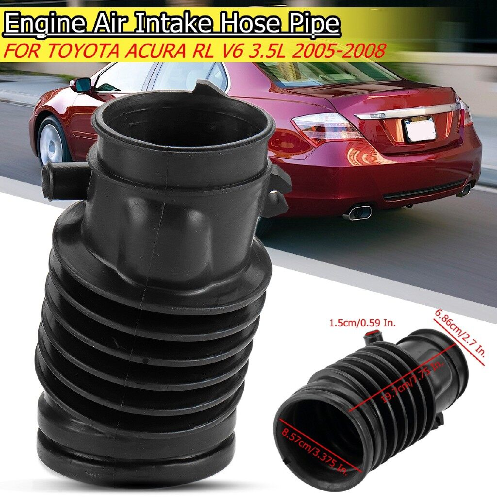 Automotive Tools & Equipment - Engine Air Intake Hose Pipe 17228RJAA01 FOR TOYOTA ACURA RL V6 3.5L 2005-2008 - Car Replacement Parts