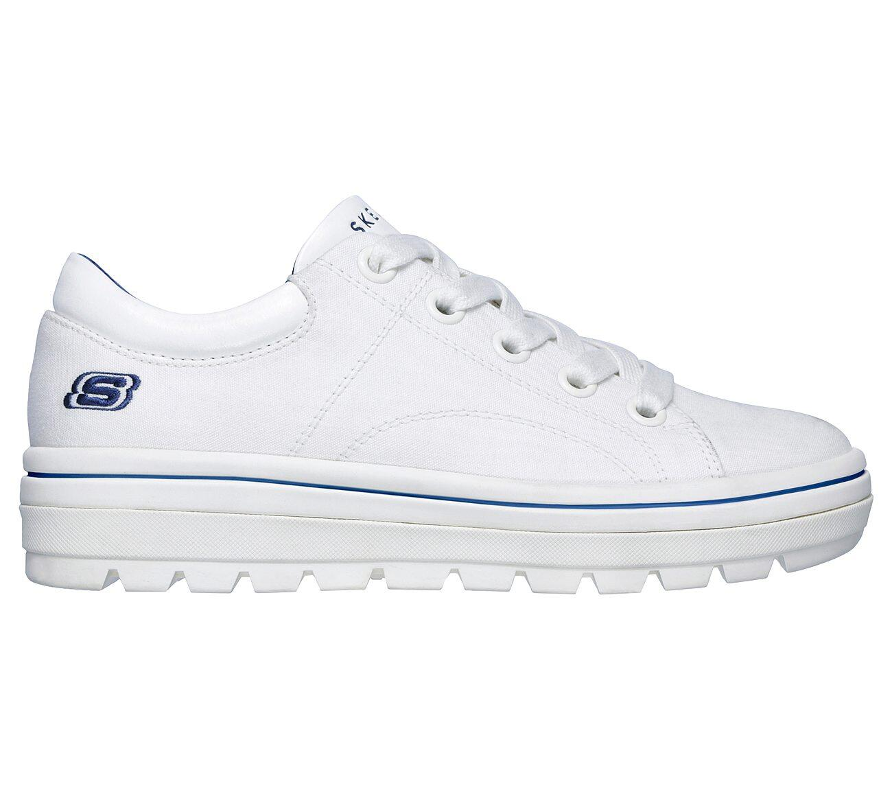 Skechers WOMEN STREET CLEATS 2 SKECHERS STREET - 74100-WHT