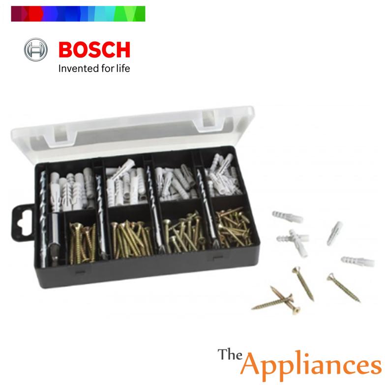 Bosch 173pcs Fixing Set (2607019511)