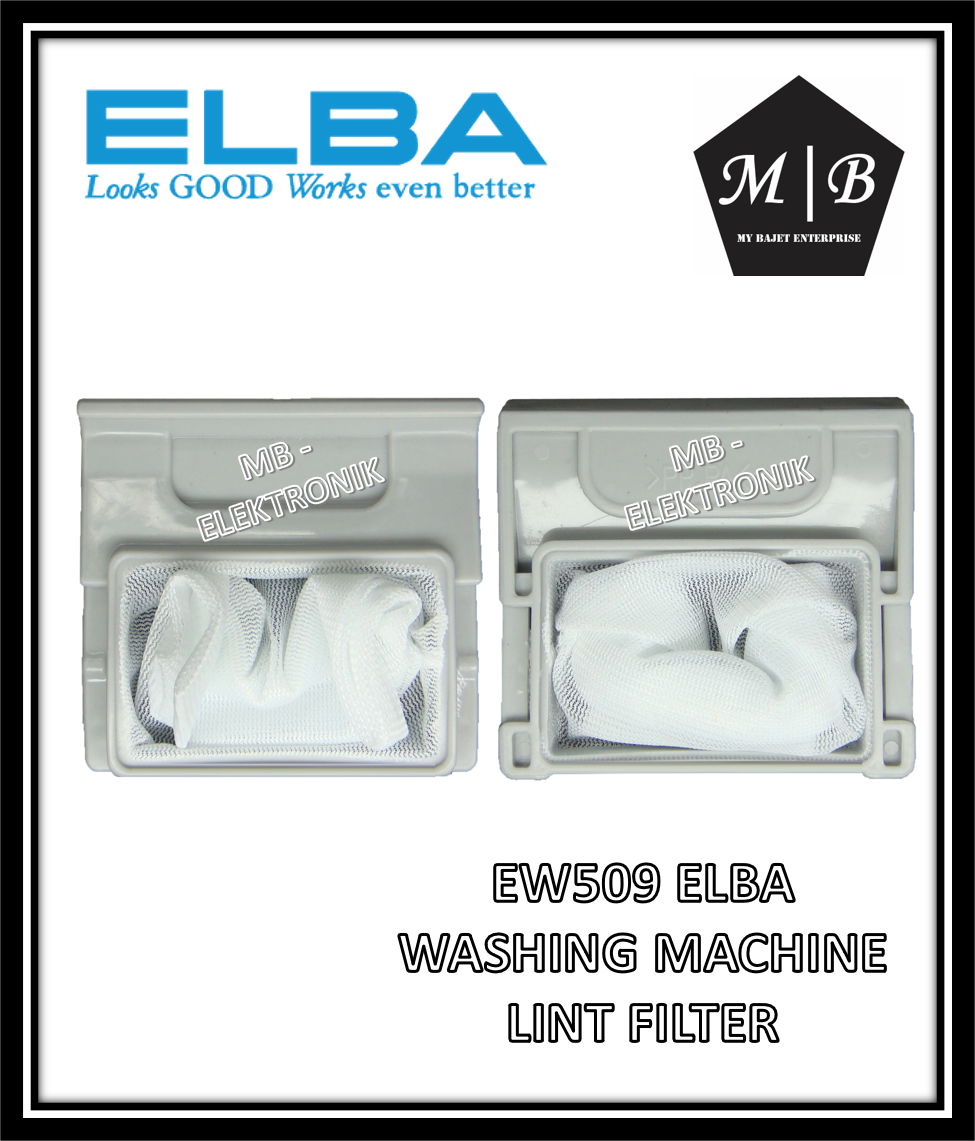 {1 PCS} ELBA/LG WASHING MACHINE LINT FILTER EW509 WF-F773PC WF-T68PC