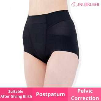 Inujirushi Postpartum Hip Up Short Girdle Corrected Underwear