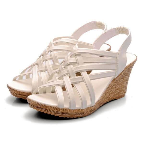 (Pre Order ETA End Feb CNY Break)(Pre Order ETA 14/2) JYS Fashion Korean Style Women Wedges Collection 506- 3722