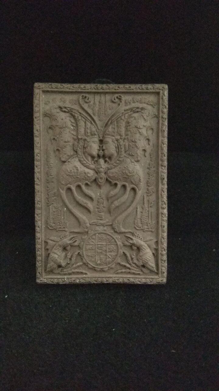 Kruba Krissana Salika Mahathep amulet