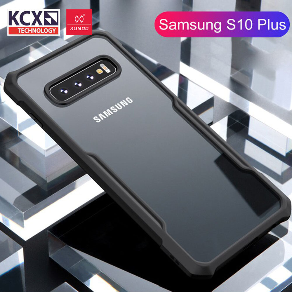 XUNDD Samsung S10+ S10 Plus casing cover case