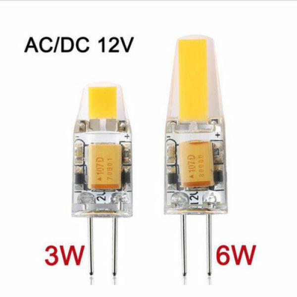 YESPERY G4 Đèn LED COB 12V AC/DC, Bóng Đèn COB G4 LED Chất Lượng Cao 3W 6W