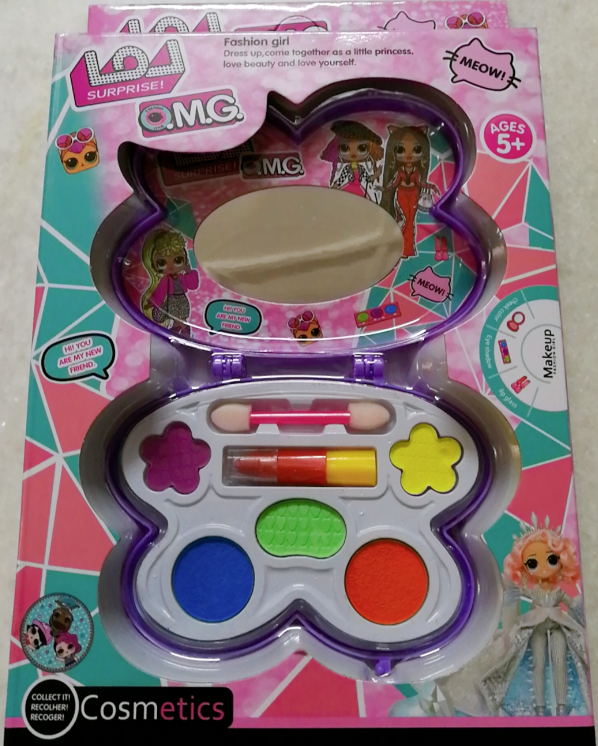 LoL Surprise Makeup Small Set For Kids For girl
