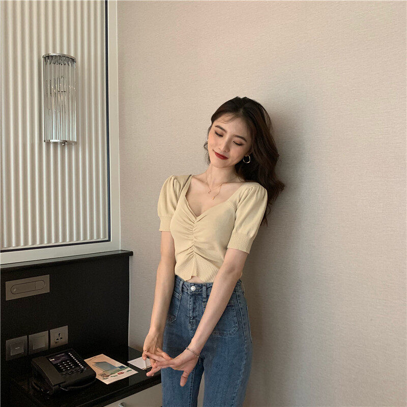(Pre Order ETA 30/4) JYS Fashion Korean Style Women Knit Top Collection 540 - 9206