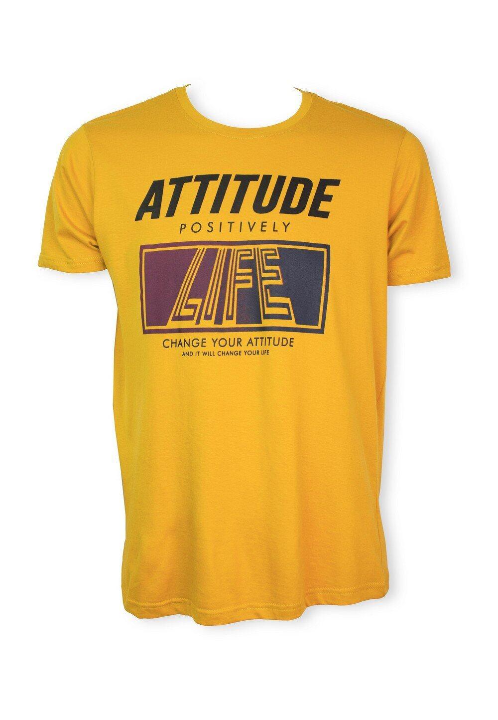 Positive Attitude T-shirt 966