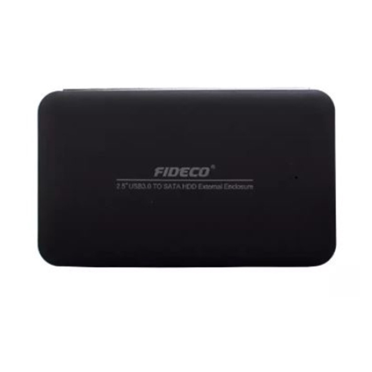 """Fideco 2.5"""" SATA Enclosure (MR171), USB 3.0 Up To 5Gbps Transfer Speed, Up To 1TB Capacity, Plug And Play"""