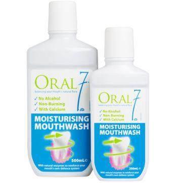 Oral7 Moisturizing Mouthwash  250ml / 500ml