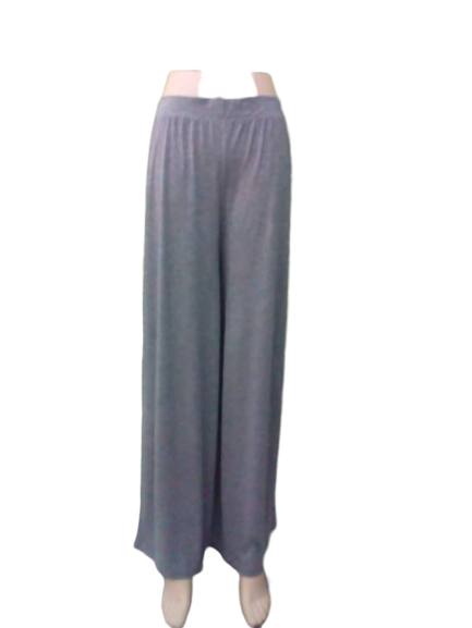Ready Stock - Korean Style Women Palazzo Collection- M-1003 Middle Grey