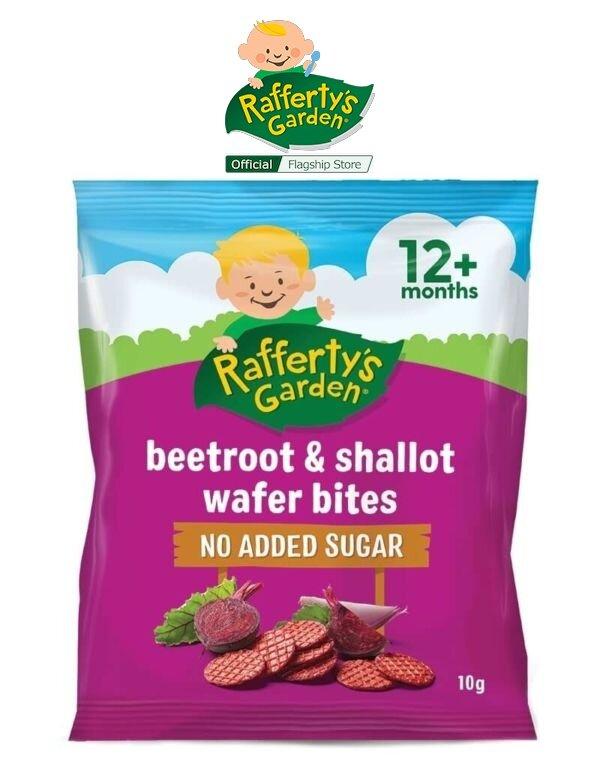 Rafferty\'s Garden Beetroot & Shallot Wafer Bites