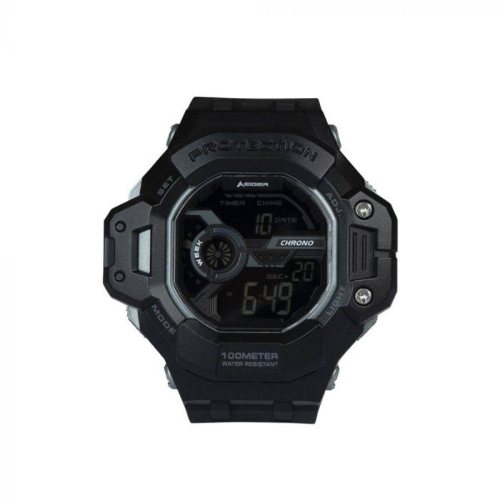 EIGER CHARACTER 4.0 WATCH - BLACK