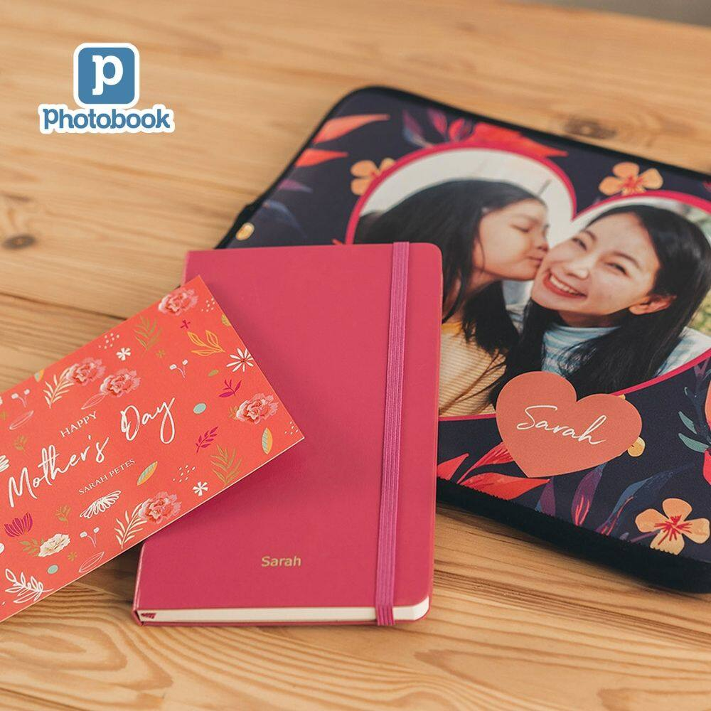 [e-Voucher] Photobook Mother's Day Package C : Great Job Momma