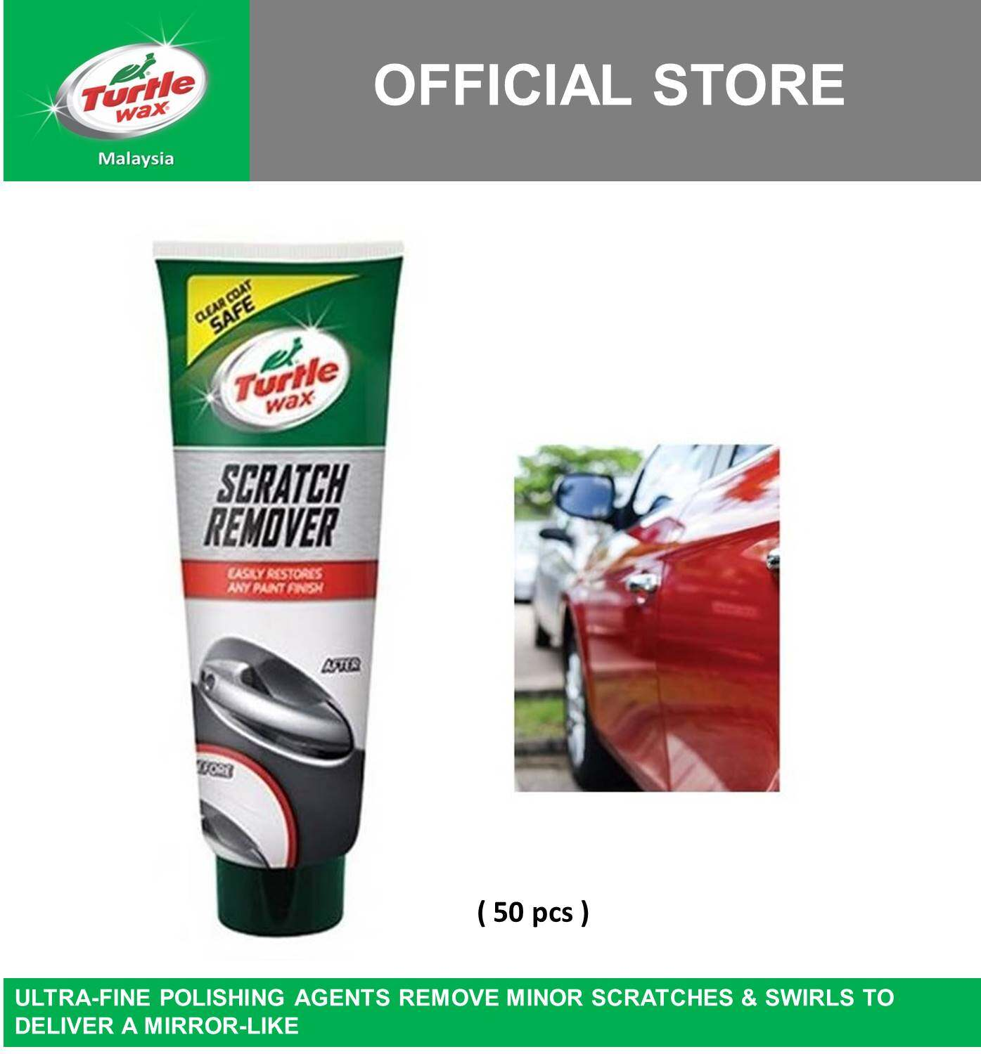Turtle Wax Essential Scratch Remover T-7422 (50pcs)