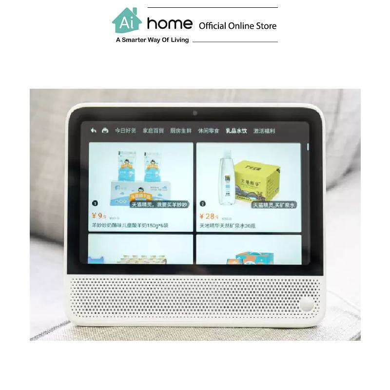 TMALL Genie CC10 TG-Z04 [ Smart Speaker ] Build in Tmall Assistant with 1 Year Malaysia Warranty [ Ai Home ] TCC10W