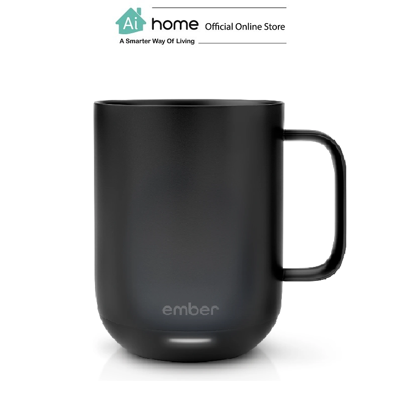 EMBER Temperature Control Ceramic [ Smart Travel ] Mug 295mL/10oz with 1 Year Malaysia Warranty [ Ai Home ] ETCMB