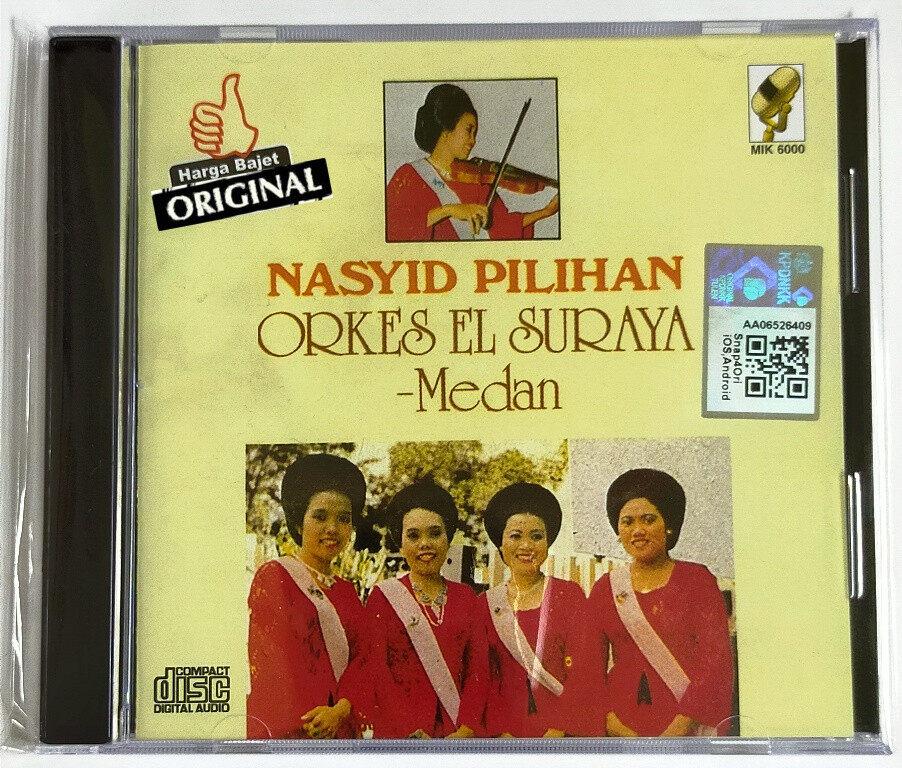 Orkes El Suraya Medan Pilihan Nasyid CD