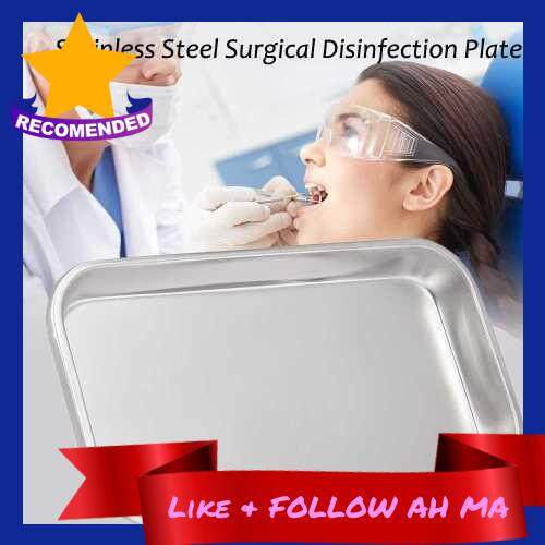 Best Selling Stainless Steel Surgical Dental Instrument Bending Tray Disinfection Plate For Eyebrow Lip Tattoo Sterilization (Other)