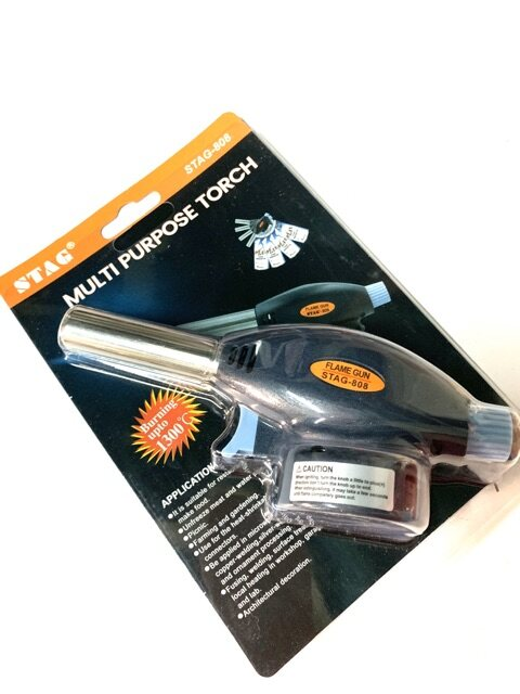 Heavy Duty Gas Heating Torch Camping BBQ / Welding Gas Multi-Purpose Torch / Pembakar / Pistol