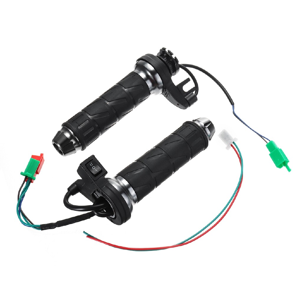 Moto Accessories - 7/8'' 12V Motorcycle Motorbike Touring Heated Grips HandlebarWarm 50 -65 - Motorcycles, Parts