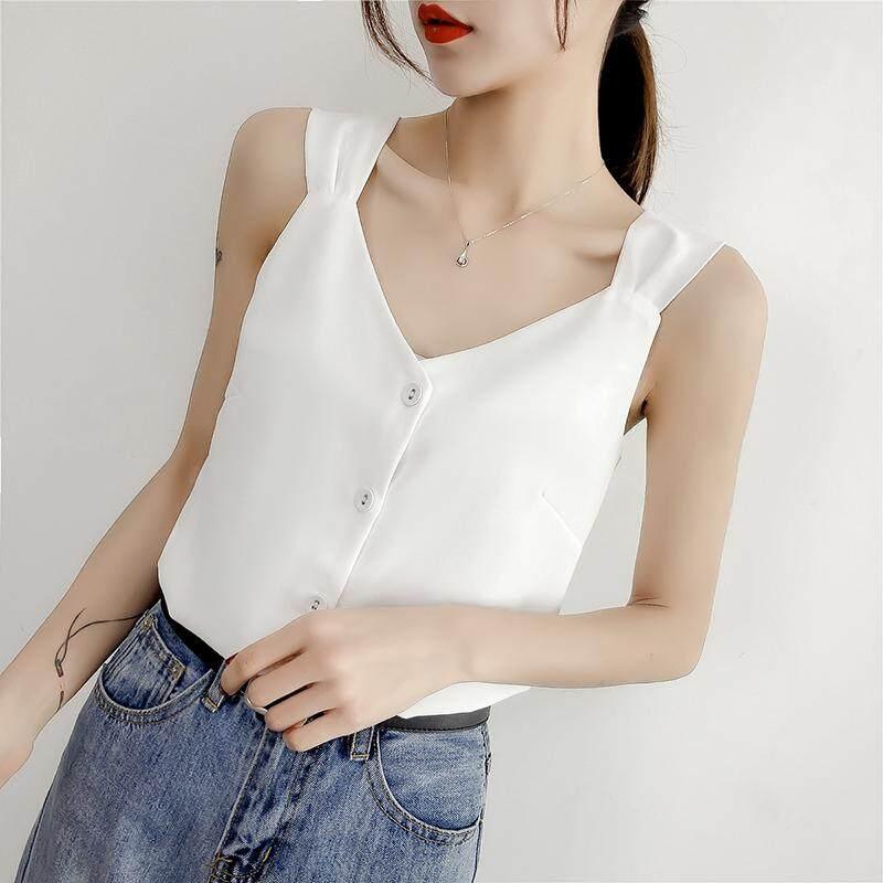 (Pre Order14 Days JYS Fashion Korean Style Women Chiffon top Collection -5217812col521-7812--White -S