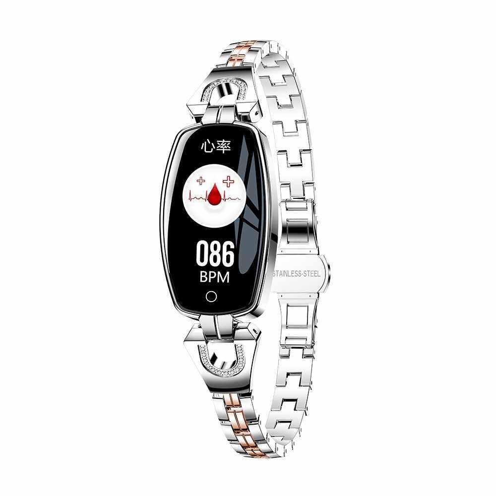 H8 Smart Women Bracelet (Silver)