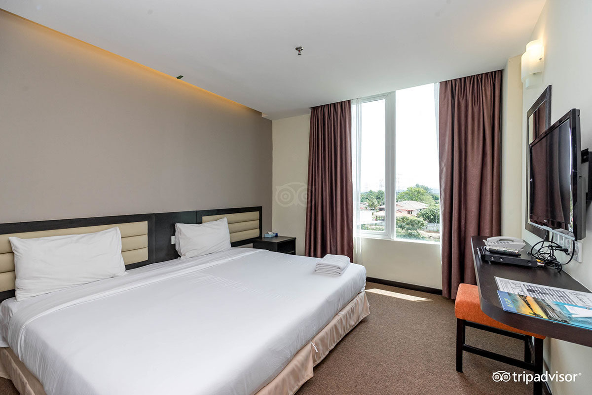 [Hotel Stay/Package] 2D1N Paradise Spa Hotel FREE Breakfast (Port Dickson)