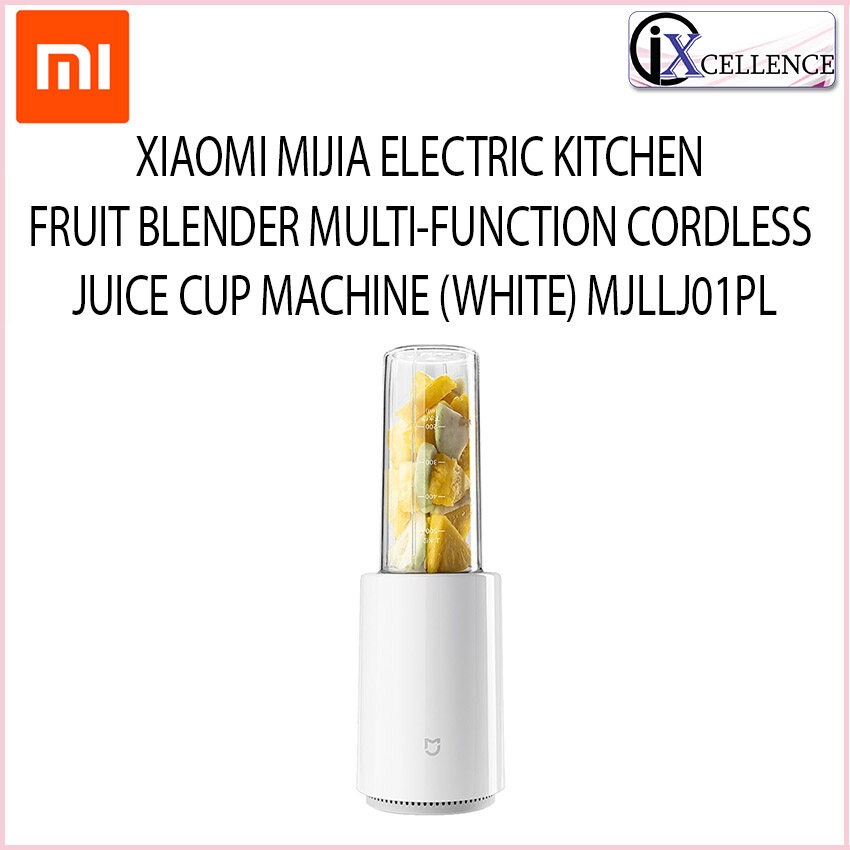 [IX] Xiaomi Mijia Blenders Electric Juicer Mixer Cup Kitchen Fruit Vegetable Cooking Chopper Machine