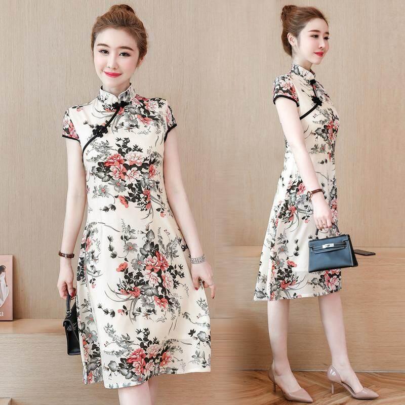 (Pre Order ETA 21/3) JYS Fashion Women Cheongsam Collection 531-7388