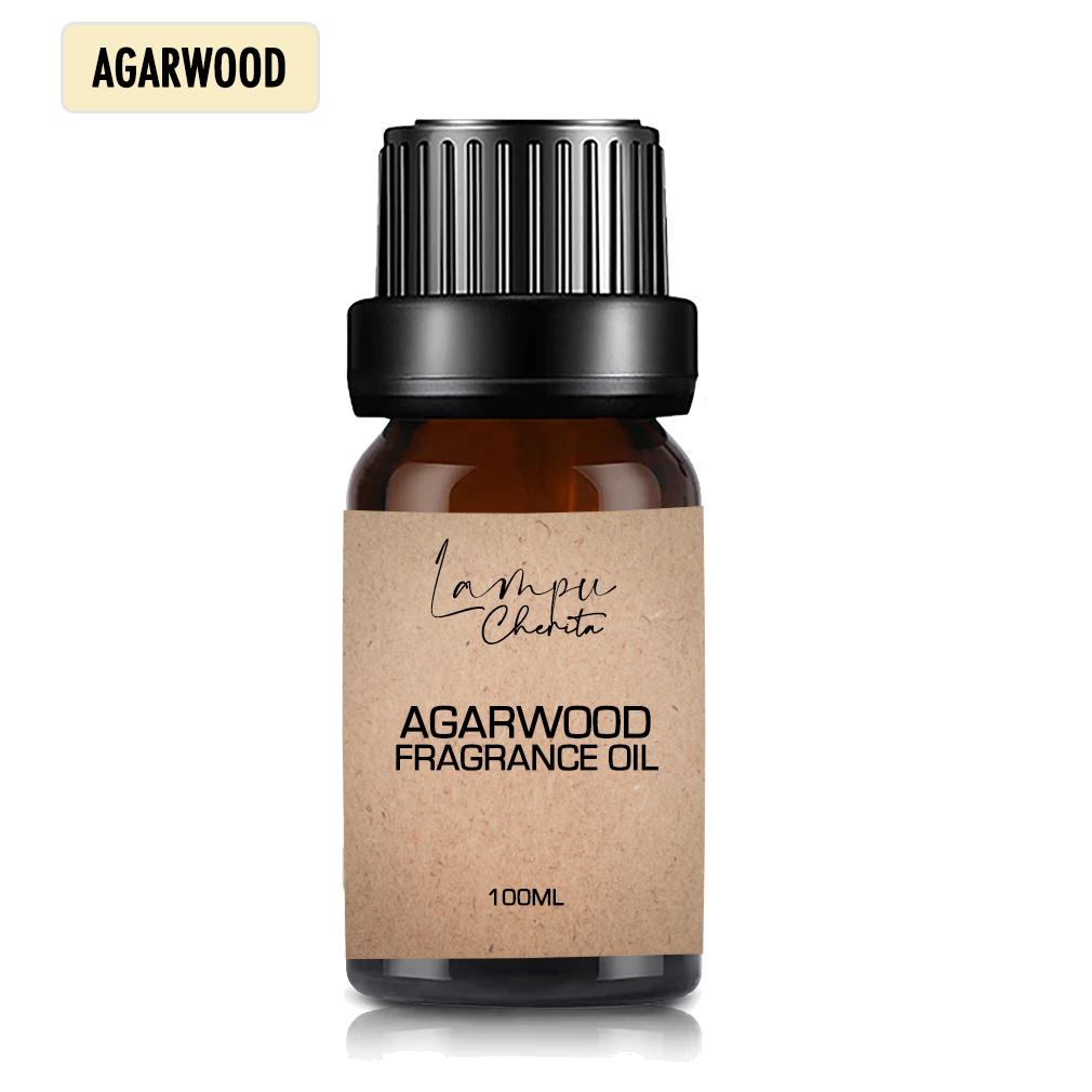 Agarwood Fragrance Oil 100ml