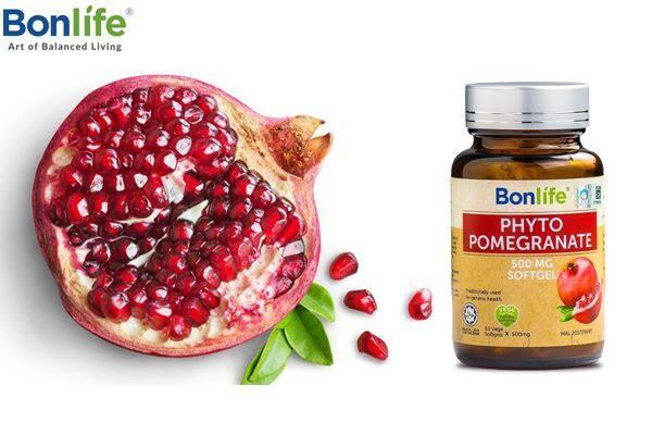 Bonlife Phyto Pomegranate 60's 500mg