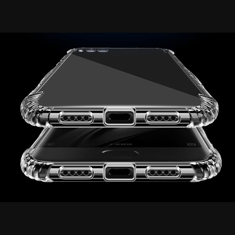 Cool Gadgets - ULTRA-thin Shockproof Transparent Soft TPU Back Case For Xiaomi Mi6 Mi 6 - Mobile & Accessories