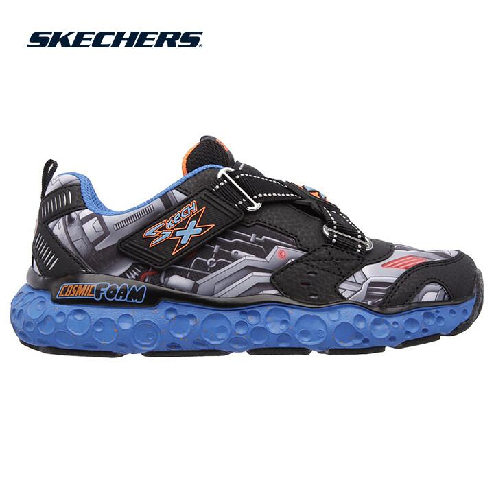 Skechers Cosmic Foam Boys Lifestyle Shoe - 97502L-BBOR