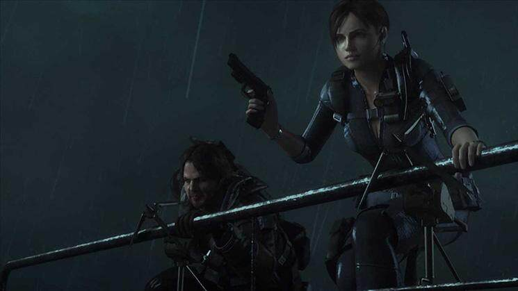 (Switch) Resident Evil: Revelations Collection (US/ENG)