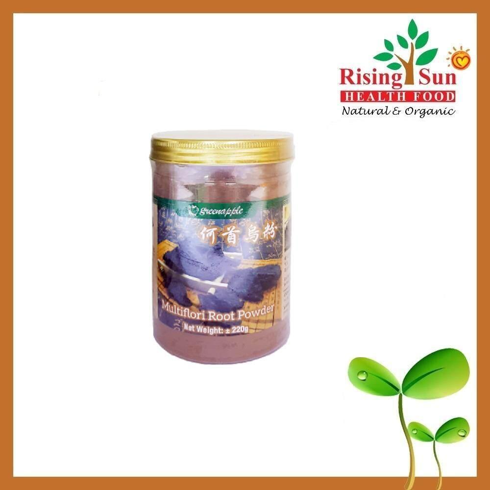 Multiflori Root Powder 首乌粉/220gm