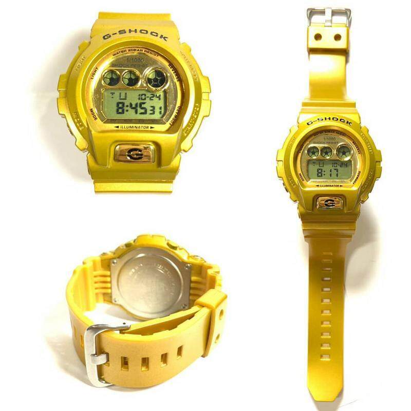 Special Promotion New Sport Casio_G_SHOCK_DW Digital Time Display Fashion Casual Watch For Men Ready Stock