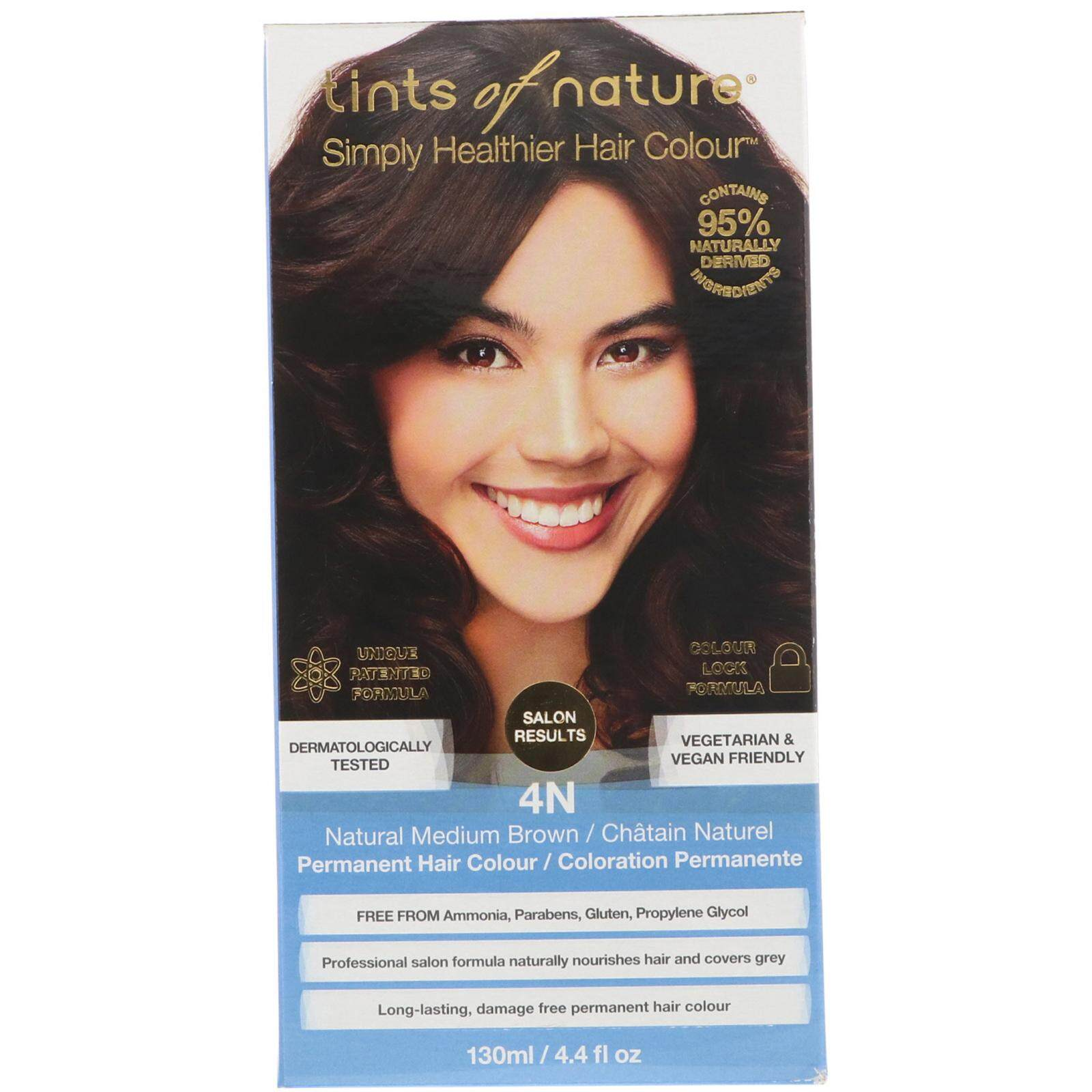 TINTS OF NATURE 4N 120ML