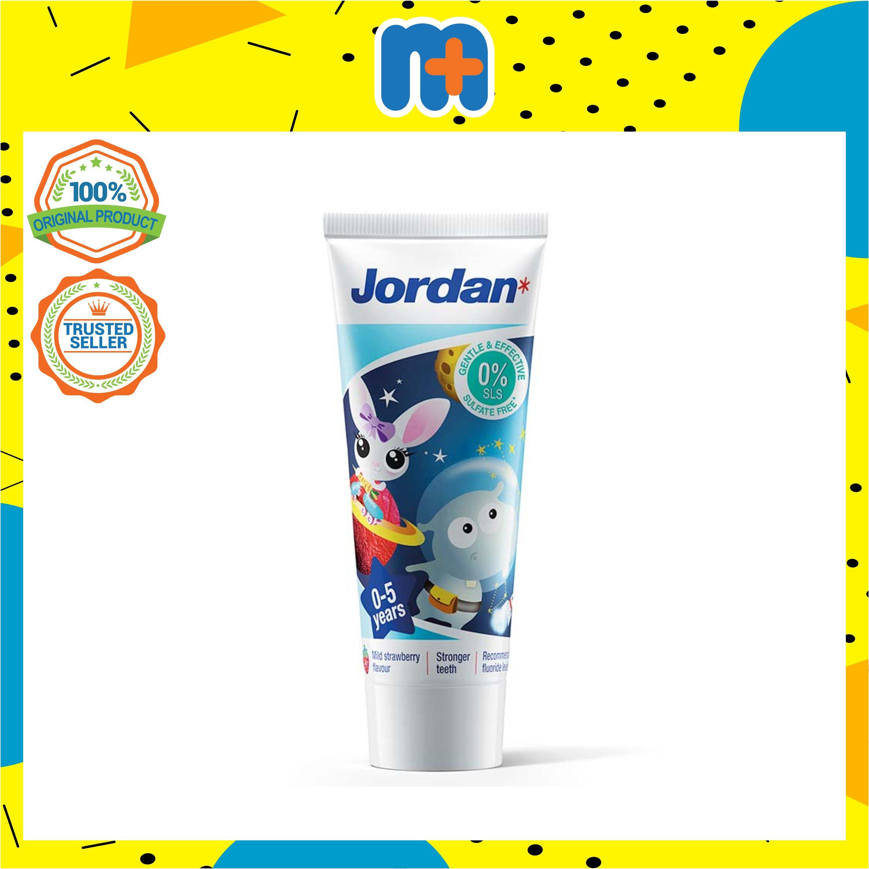 [MPLUS] JORDAN Toothpaste Step 1 [0-5]