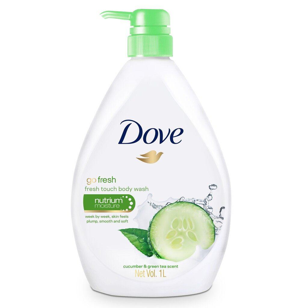 DOVE Go Fresh Fresh Touch Body Wash 1L