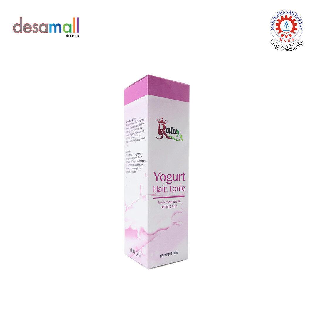 RATU Yogurt Hair Tonic (100ml)