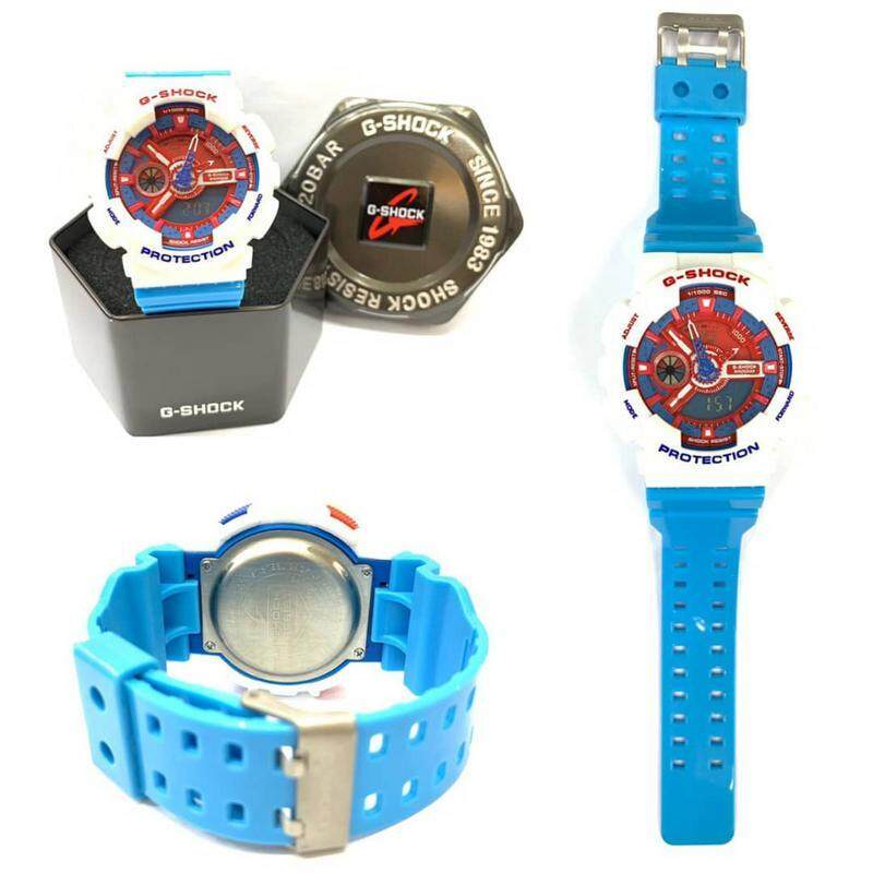 Special Promotion New Sport Digital Casio_G_SHOCK_Fashion Watch For Men Ready Stock 100% Mineral Glass New Design