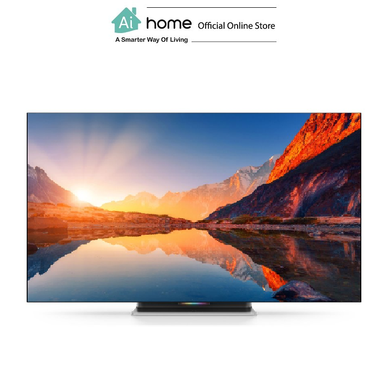 "XIAOMI Smart TV 4K UltraHD OLED 65"" (Master Series) with 1 Year Malaysia Warranty[ Ai Home ]"