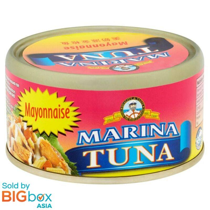 Marina Tuna 185g - Mayonnaise