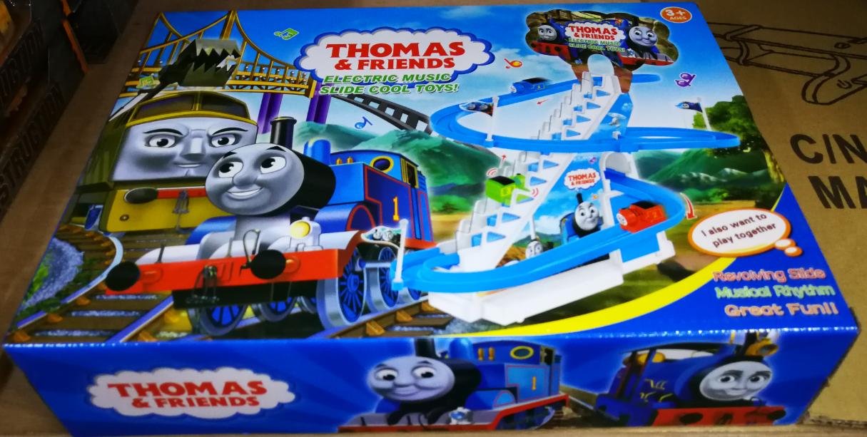 Kids Toy - Thomas & Friend Slide baby toys